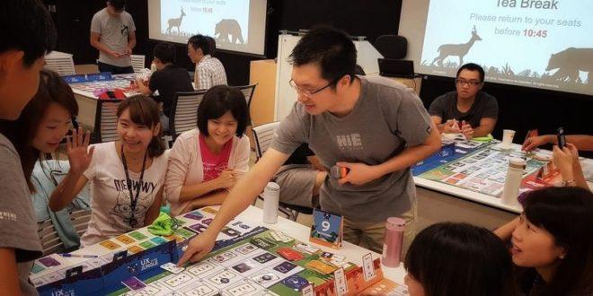 HPX Talk 25:UX in the Jungle – 從桌遊教具開發淺談遊戲化的設計方法